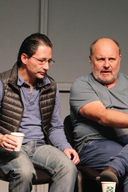 Histórico encuentro de directores entorno a la situación del teatro en AL