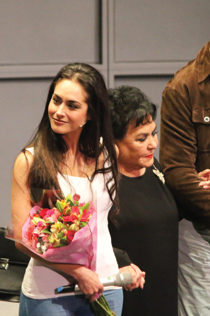 Wendy Braga se suma al elenco de Bajo Terapia